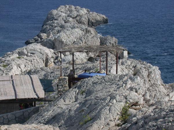 Kroatiens begehrtester Tisch
